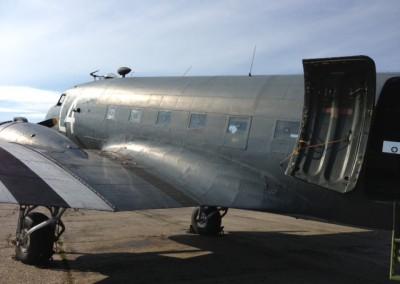 Dakota DC3 exterior