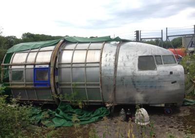 DC3 fuselage