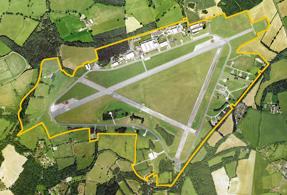 Dunsfold Park Airfield