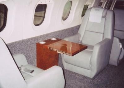 Gulfstream Private Jet ex Da Vinci Code