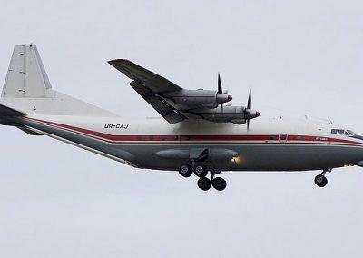 Mer AN-12 Aircraft