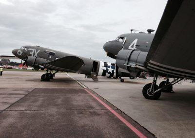 WW2 Dc3 Aircraft