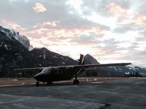 Aviation Consultant Spectre