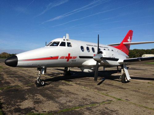 Jetstream Aircraft