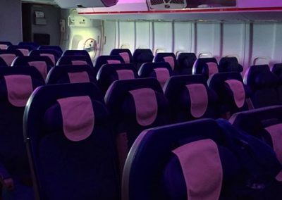 NEW Dunsfold Boeing 747 Economy Seating