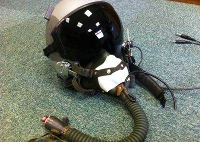 Aircrew Helmets for Pilots, Aircrew & Passengers