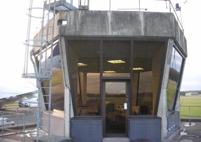 Control Tower Exterior