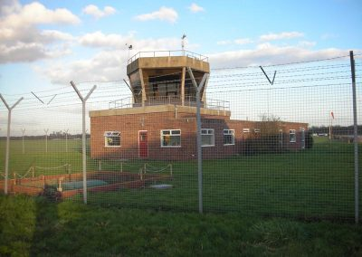 Control Tower Exterior