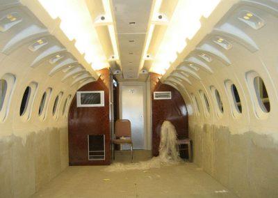 Gulfstream Private Jet ex Panic Button