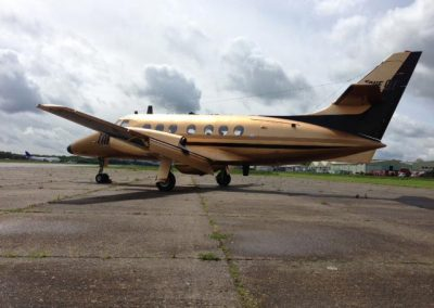 Jetstream as seen in the film The Theory of Everything