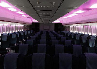 Boeing 747 Economy