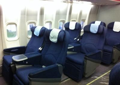 Boeing 747 Business Class