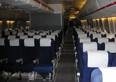 Economy Seats front