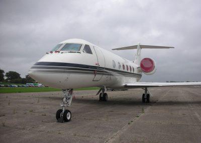 GV Grumman-005 aircraft