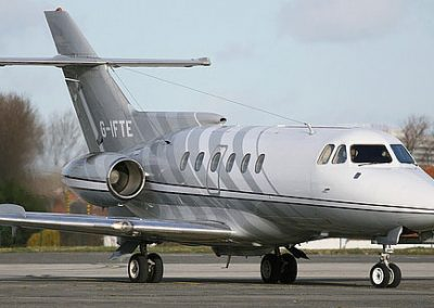 Hawker S700B aircraft
