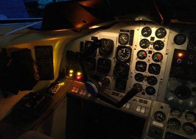 jetstream cockpit