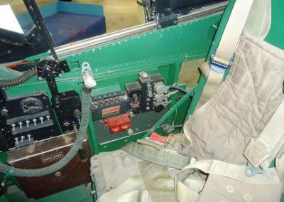 Aircraft sets & studio mockups WW2 P51 mustang cockpit