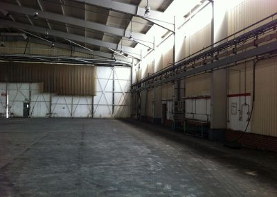 Aircraft hangars studio space