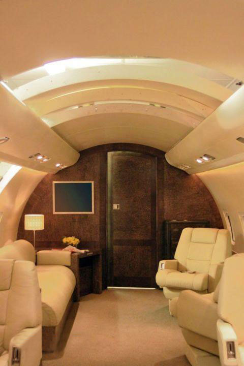 Aircraft sets & studio mockups | Aces High Aviation Filming