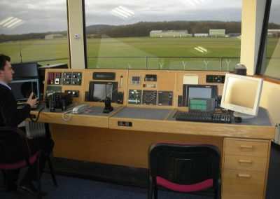 Control Tower Interior