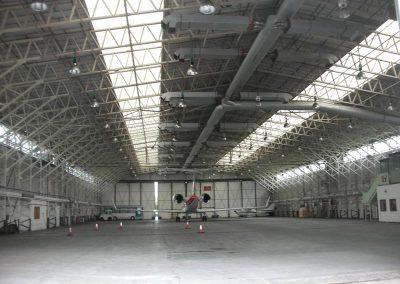 Dunsfold Aircraft Hangar