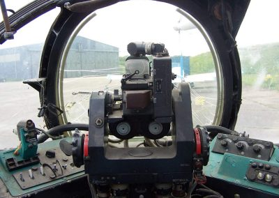Mil Mi-24 Attack Helicopter Cockpit