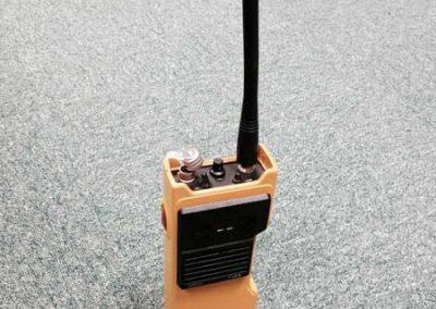 Dittel handheld aviation radio