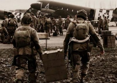 WW2 DC3 band of brothers Aircraft