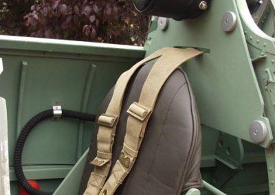 Spitfire seat