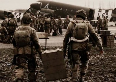 WW2 DC3 band of brothers