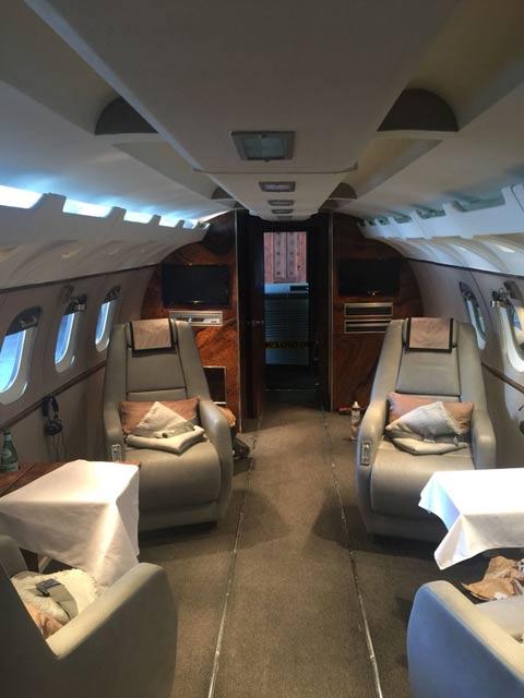 Aircraft Seats: Aircraft Sets & Studio Mockups