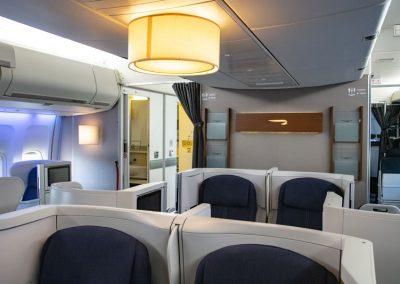 new boeing 747 business class