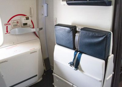 New Boeing 747 Crew Seating