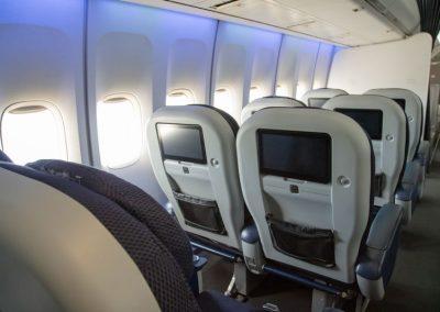New Boeing 747 Economy