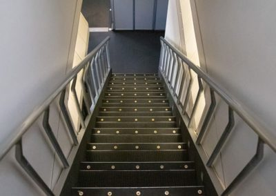 New Boeing 747 stairs